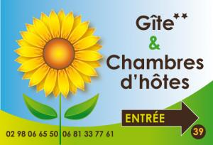 Location de chambres d'hôtes et gîte à Pont-C'Hoat Névez Finistère